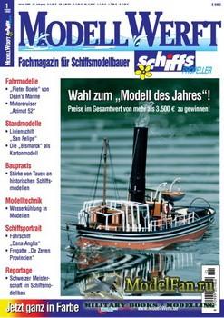 ModellWerft 1/2003