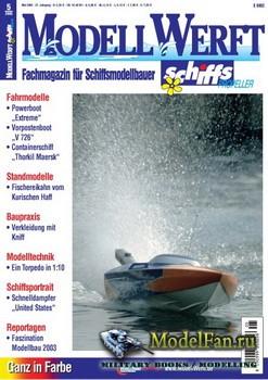 ModellWerft 5/2003