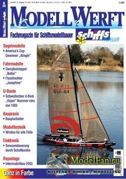 ModellWerft 6/2003