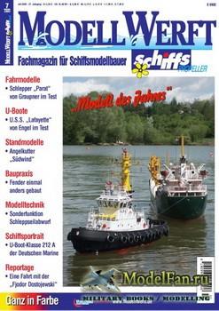 ModellWerft 7/2003