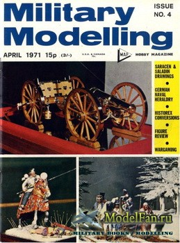 Military Modelling Vol.1 No.4 (April 1971)
