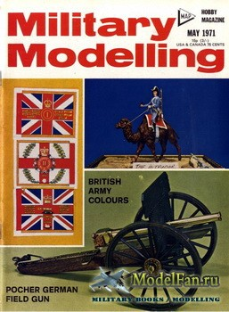 Military Modelling Vol.1 No.5 (May 1971)