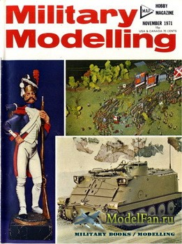 Military Modelling Vol.1 No.11 (November 1971)