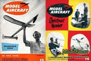 Model Aircraft за 1954 год
