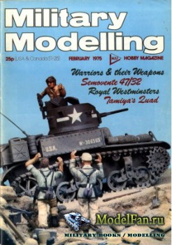 Military Modelling Vol.5 No.2 (February 1975)