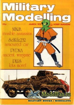 Military Modelling Vol.5 No.3 (March 1975)