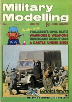Military Modelling Vol.5 No.4 (April 1975)