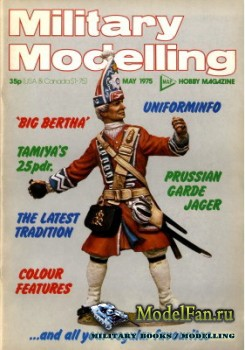 Military Modelling Vol.5 No.5 (May 1975)