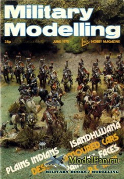 Military Modelling Vol.5 No.6 (June 1975)