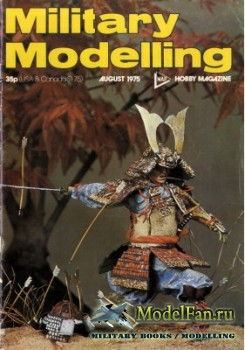 Military Modelling Vol.5 No.8 (August 1975)