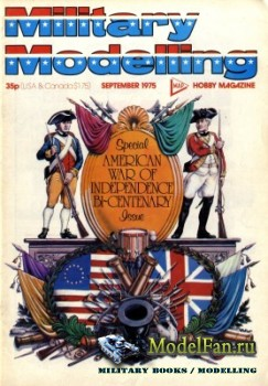 Military Modelling Vol.5 No.9 (September 1975)