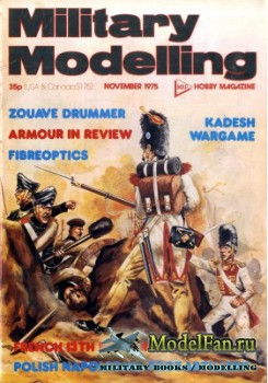 Military Modelling Vol.5 No.11 (November 1975)