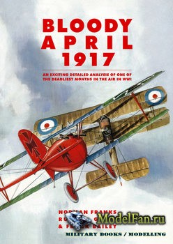 Bloody April 1917 (Norman Franks)