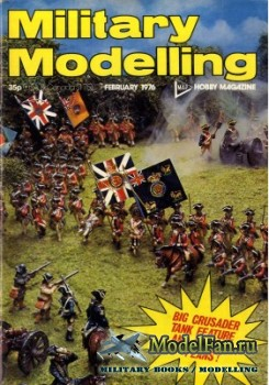 Military Modelling Vol.6 No.2 (February 1976)