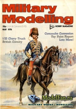 Military Modelling Vol.6 No.5 (May 1976)