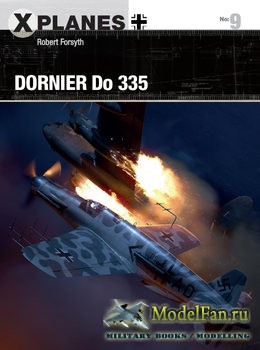 Osprey - X-Planes 9 - Dornier Do 335