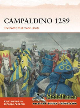 Osprey - Campaign 324 - Campaldino 1289: The Battle that made Dante