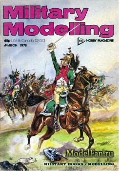 Military Modelling Vol.8 No.3 (March 1978)