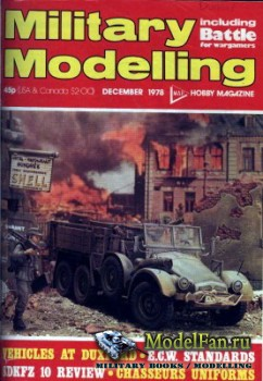Military Modelling Vol.8 No.12 (December 1978)