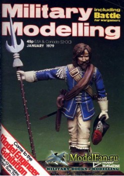 Military Modelling Vol.9 No.1 (January 1979)