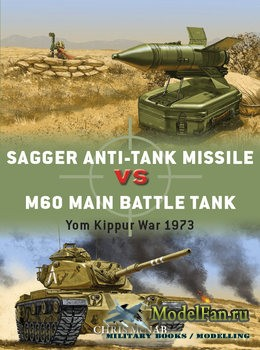 Osprey - Duel 84 - Sagger Anti-Tank Missile vs M60 Main Battle Tank