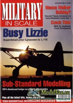 Military in Scale №118 (September 2002)