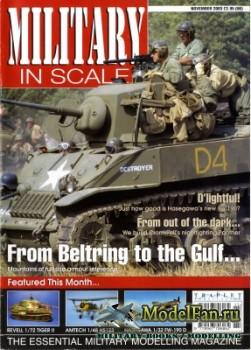 Military in Scale №132 (November 2003)