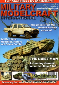 Military Modelcraft International (January 2012) Vol.16 №3