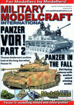 Military Modelcraft International (April 2012) Vol.16 №6