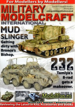 Military Modelcraft International (June 2012) Vol.16 №8