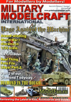 Military Modelcraft International (March 2013) Vol.17 №5