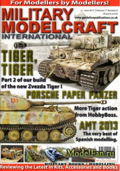 Military Modelcraft International (June 2013) Vol.17 №8