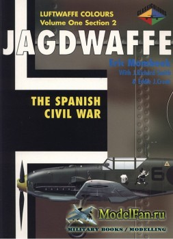 Classic Publications (Luftwaffe Colours) - Jagdwaffe (Vol.1 Sec.2): The Spa ...