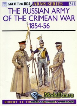 Osprey - Men at Arms 241 - The Russian Army of the Crimean War 1854-1856