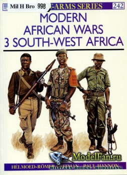 Osprey - Men at Arms 242 - Modern African Wars (3): South-West Africa