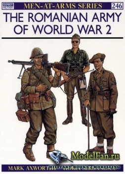 Osprey - Men at Arms 246 - The Romanian Army of World War 2