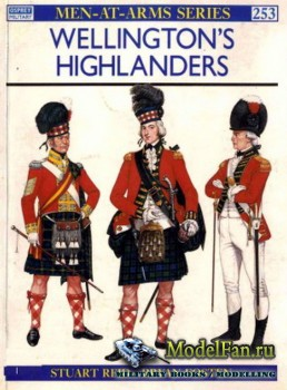 Osprey - Men at Arms 253 - Wellington's Highlanders