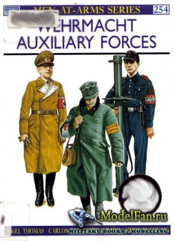 Osprey - Men at Arms 254 - Wehrmacht Auxiliary Forces