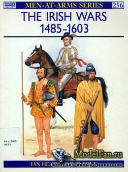 Osprey - Men at Arms 256 - The Irish Wars 1485-1603