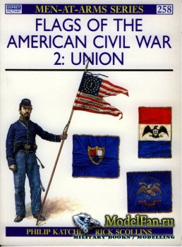 Osprey - Men at Arms 258 - Flags of the American Civil War (2): Union