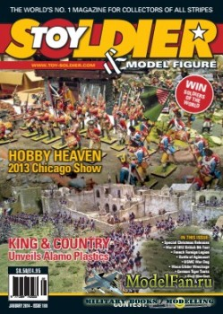 Toy Soldier & Model Figure №188 (January 2014)