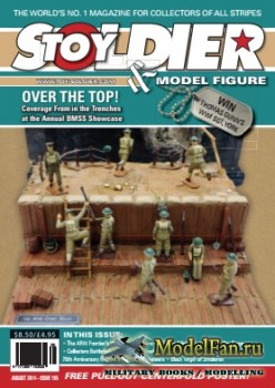 Toy Soldier & Model Figure №195 (August 2014)