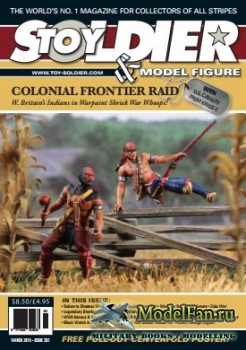 Toy Soldier & Model Figure №202 (March 2015)
