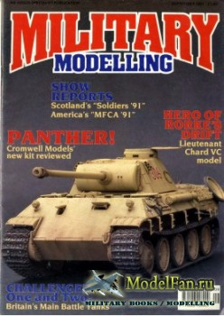 Military Modelling Vol.21 No.9 (September 1991)