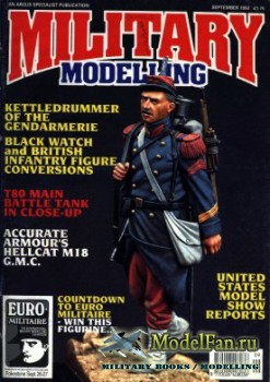 Military Modelling Vol.22 No.9 (September 1992)