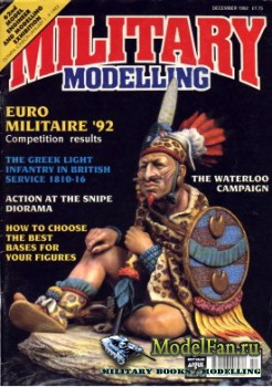 Military Modelling Vol.22 No.12 (December 1992)