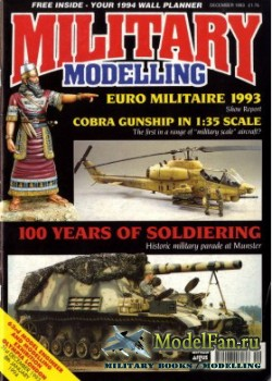 Military Modelling Vol.23 No.12 (December 1993)
