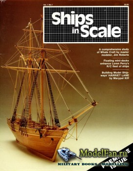 Ships in Scale Vol.1 No.1 (September/October 1983)