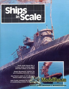 Ships in Scale Vol.1 No.4 (March/April 1984)