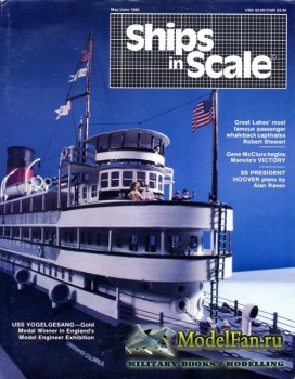 Ships in Scale Vol.1 No.5 (May/June 1984)